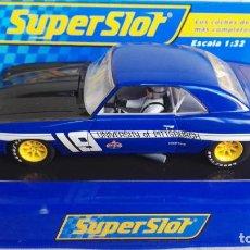 Slot Cars: CHEVROLET CAMARO SUPERSLOT 19. Lote 277755803
