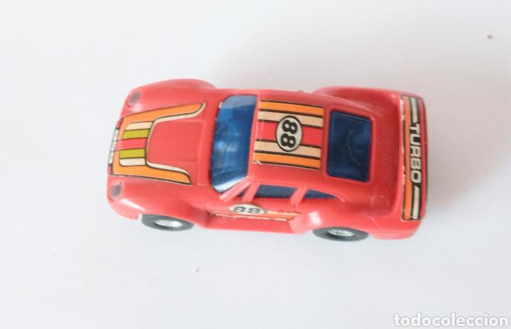 Slot Cars: PURCHE 959 TURBO- COCHE PARA PISTA DE BAJA TENSION- - Foto 3 - 278490173