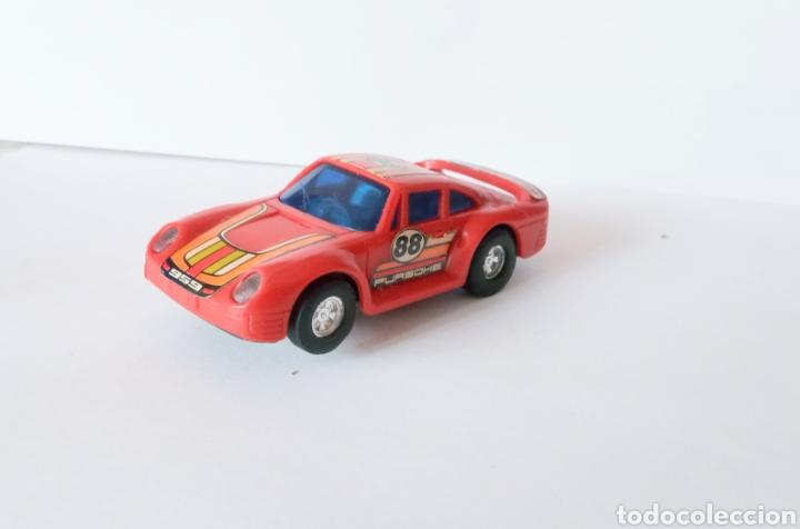 PURCHE 959 TURBO- COCHE PARA PISTA DE BAJA TENSION- (Juguetes - Slot Cars - Magic Cars y Otros)