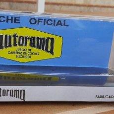 Slot Cars: AUTORAMA INDUSTRIAS PLÁSTICAS CAJA COCHE (LEER DESCRIPCIÓN). Lote 278805238