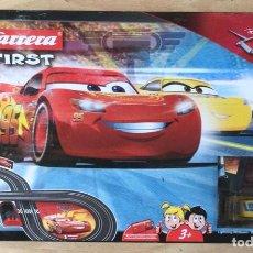 Slot Cars: CARRERA 1 FIRST. DISNEY. COMPLETO Y FUNCIONANDO.. Lote 280212898