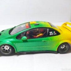 Slot Cars: AVANT SLOT 1/24 PEUGEOT 307 WRC. Lote 281872133