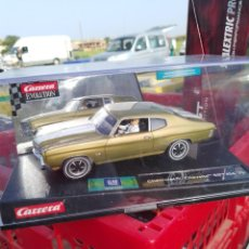 Slot Cars: CARRERA SLOT CAR CHEVROLET CHEVELLE. Lote 281959933