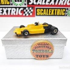Slot Cars: SCALEXTRIC POLISTIL FORMULA SLOT. Lote 284181888