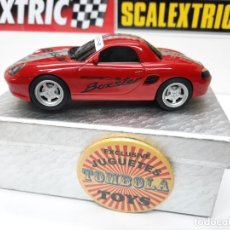 Slot Cars: SCALEXTRIC PORSCHE BOXTER HORNBY SUPERSLOT. Lote 284184218