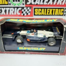 Slot Cars: SCALEXTRIC INDY CAR EUROSPORT FORMULA HORNBY SUPERSLOT. Lote 284185293