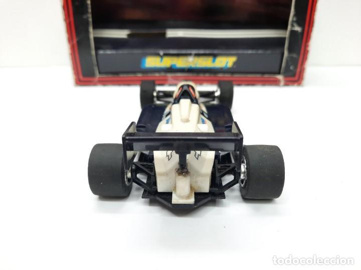 Slot Cars: SCALEXTRIC INDY CAR EUROSPORT FORMULA HORNBY SUPERSLOT - Foto 5 - 284185293