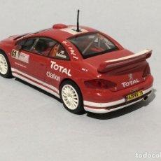 Slot Cars: CARRERA PEUGEOT 307 WRC. Lote 284346218