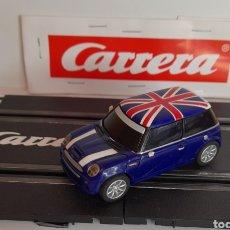 Slot Cars: CARRERA GO!!! - MINI COOPER S- PISTAS ELECTRICAS DE 1/43. Lote 285283373
