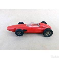 Slot Cars: ANTIGUO COCHE JOUEF B.R.M. FORMULA 1 FABRICADO EN ESPAÑA. Lote 287178073