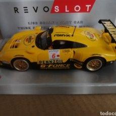 Slot Cars: RS0104. PORSCHE 911 GT1 Nº6 PENNZOIL DE REVOSLOT. Lote 287463048