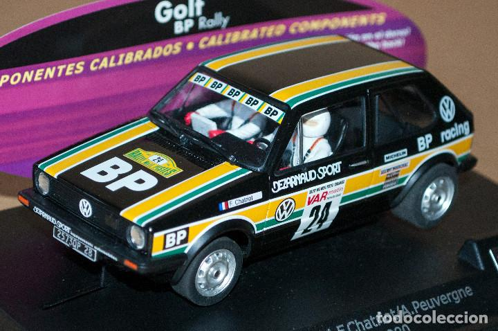 SPIRIT 0701503 VW GOLF GTI BP RACING R MILLES PISTES 1980 (Juguetes - Slot Cars - Magic Cars y Otros)