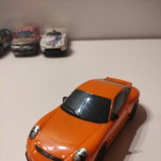 Slot Cars: SCALEXTRIC HORNEY PORCHE GT 3. Lote 288726758