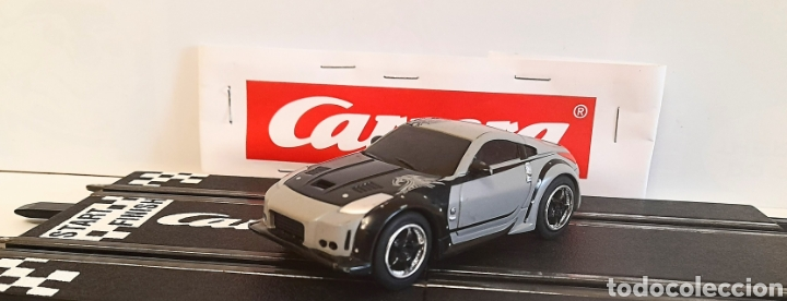 Slot Cars: CARRERA GO !!! -NISSAN 350 Z - The Fast and the Furious 3 - PISTAS 1/43- - Foto 2 - 288949258