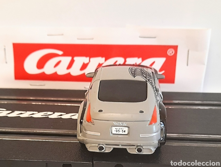 Slot Cars: CARRERA GO !!! -NISSAN 350 Z - The Fast and the Furious 3 - PISTAS 1/43- - Foto 3 - 288949258
