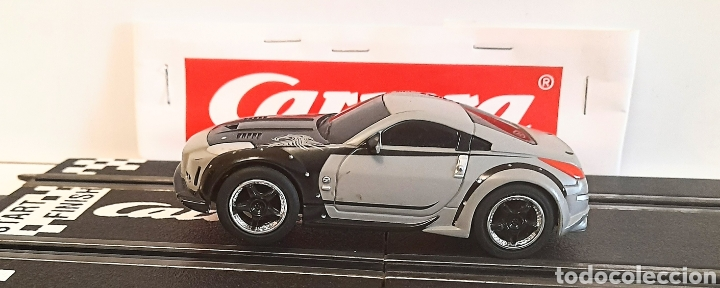 Slot Cars: CARRERA GO !!! -NISSAN 350 Z - The Fast and the Furious 3 - PISTAS 1/43- - Foto 7 - 288949258
