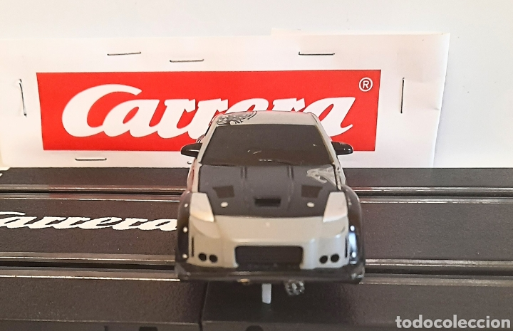 Slot Cars: CARRERA GO !!! -NISSAN 350 Z - The Fast and the Furious 3 - PISTAS 1/43- - Foto 9 - 288949258