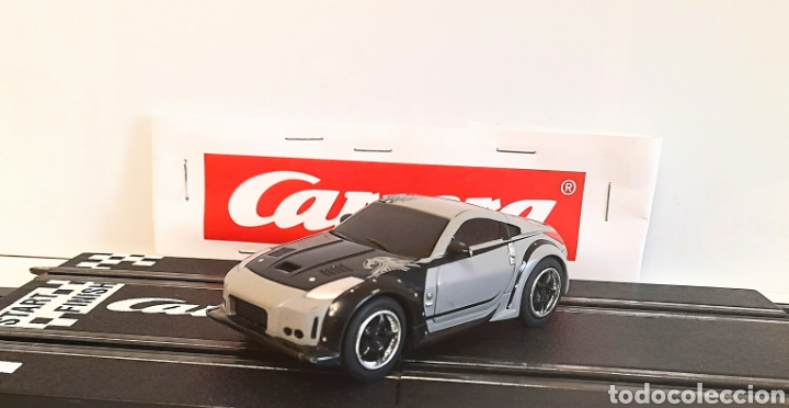 CARRERA GO !!! -NISSAN 350 Z - THE FAST AND THE FURIOUS 3 - PISTAS 1/43- (Juguetes - Slot Cars - Magic Cars y Otros)