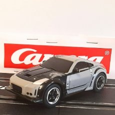 Slot Cars: CARRERA GO !!! -NISSAN 350 Z - THE FAST AND THE FURIOUS 3 - PISTAS 1/43-. Lote 288949258