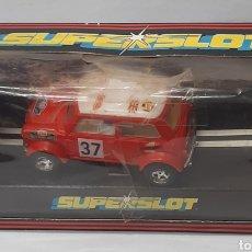 Slot Cars: MINI COOPER MONTE CARLO C.354 SUPERSLOT 1:32. Lote 289205888
