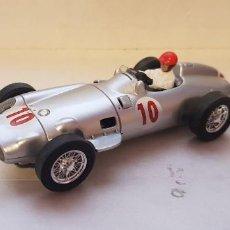 Slot Cars: SCALEXTRIC MERCEDES W196 REF.-0910 DE CARTRIX. Lote 289323753