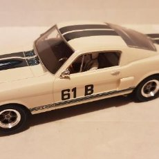 Slot Cars: SCALEXTRIC SHELBY GT 350 DE REVELL. Lote 289337863