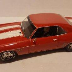 Slot Cars: SCALEXTRIC CHEVROLET CAMARO DE HORNBY. Lote 289338333