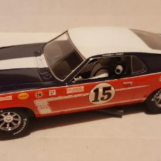 Slot Cars: SCALEXTRIC FORD MUSTANG DE HORNBY. Lote 289338588