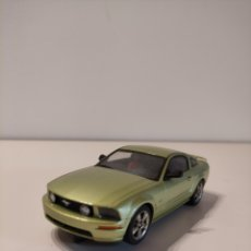 Slot Cars: SCALEXTRIC AUTO ART FORD MUSTANG. Lote 289440568