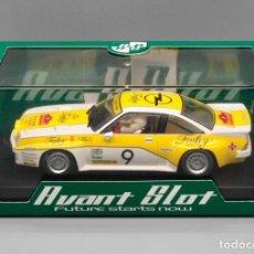 Slot Cars: OPEL MANTA 400 FINLEY CARLOS SAINZ RALLYE CATALUNYA 1984 (AVANT SLOT). Lote 289458498