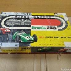 Slot Cars: CAJA WRENN FORMULA 152 MICRO RACERS EXICO. Lote 290263188
