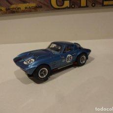Slot Cars: REVELL. CORVETTE GRAND SPORT. Nº65. NASSAU 1963.. Lote 290628463