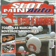 Slot Cars: REVISTA, MINIAUTO SLOT Nº-53, VER SUMARIO. Lote 295291463