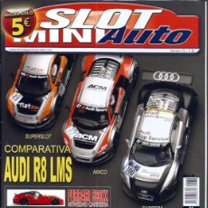 Slot Cars: REVISTA, MINIAUTO SLOT Nº-72, VER SUMARIO. Lote 295291933