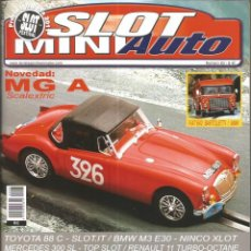 Slot Cars: REVISTA, MINIAUTO SLOT Nº-83, VER SUMARIO. Lote 295292573