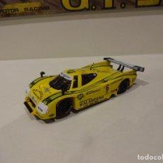 Slot Cars: SLOT.IT. LANCIA LC2. AMARILLO. Nº6. Lote 295392433