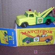 Slot Cars: MATCHBOX DODGE WRECK TRUCK Nº13. Lote 16137189