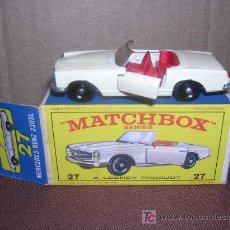 Slot Cars: MATCHBOX MERCEDES BENZ 230SL. Lote 11231515