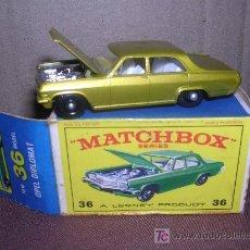 Slot Cars: MATCHBOX OPEL DIPLOMAT Nº36. Lote 114154299