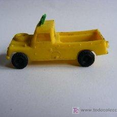 Slot Cars: COCHE GRUA, CARNABAL PLASTICO. Lote 26297290