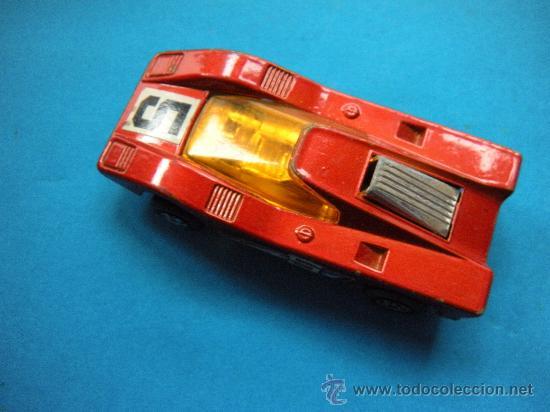 COCHE SUPERFAST MATCHBOX (Juguetes - Slot Cars - Matchbox)