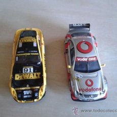 Slot Cars: COCHES SCALEXTRIC HORNBY. Lote 35681415