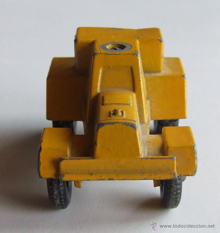 Slot Cars: GRUA DE MATCHBOX SERIES TAYLOR JUMBO CRANE LESNEY Nº 11 INCOMPLETA - Foto 3 - 45640238