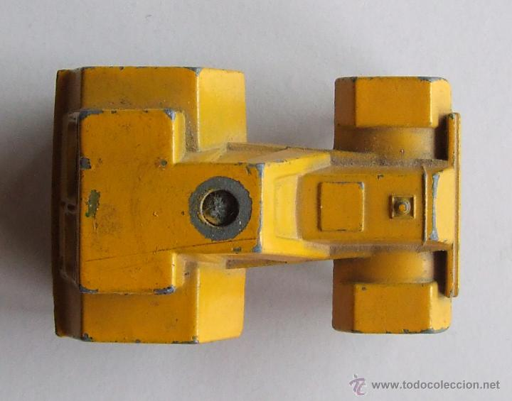 Slot Cars: GRUA DE MATCHBOX SERIES TAYLOR JUMBO CRANE LESNEY Nº 11 INCOMPLETA - Foto 5 - 45640238