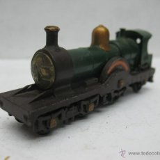 Slot Cars: MATCHBOX LESNEY REF14 - ANTIGUA LOCOMOTORA DE VAPOR DUKE CONNAUGHT METÁLICA FABRICADO EN ENGLAND ERF. Lote 50491397