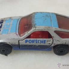 Slot Cars: MATCHBOX PORCHE 928 ORIGINAL DE 1979. Lote 53571524