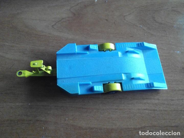 REMOLQUE PLATAFORMA (Juguetes - Slot Cars - Matchbox)