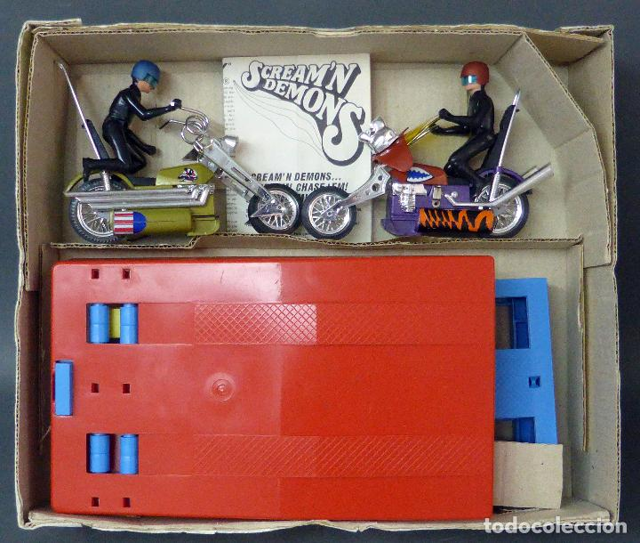 Slot Cars: Scream Demons Matchbox Lesney Daredevil Dragout Made in England años 70 juego pista - Foto 5 - 96235903