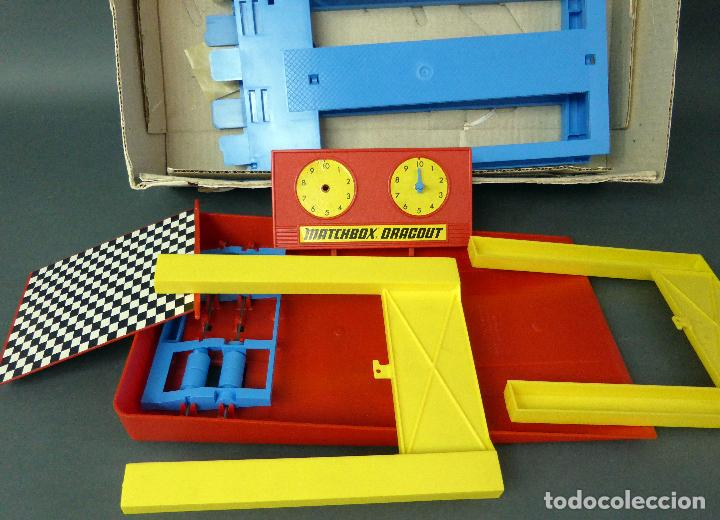Slot Cars: Scream Demons Matchbox Lesney Daredevil Dragout Made in England años 70 juego pista - Foto 6 - 96235903