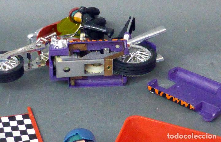 Slot Cars: Scream Demons Matchbox Lesney Daredevil Dragout Made in England años 70 juego pista - Foto 8 - 96235903